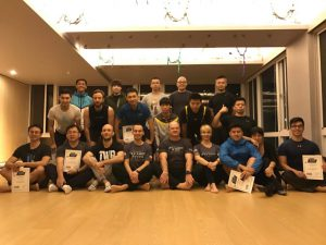 Flexible Steel Instructor Certification in Taiwan