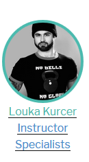 Louka Kurcer Instructor Specialists