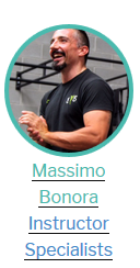 Massimo Bonora Instructor Specialists