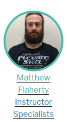 Matthew Flaherty Instructor Specialists