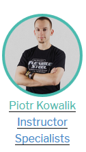 Piotr Kowalik Instructor Specialists