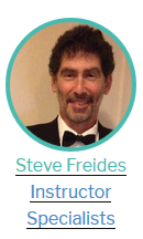 Steve Freides Instructor Specialists